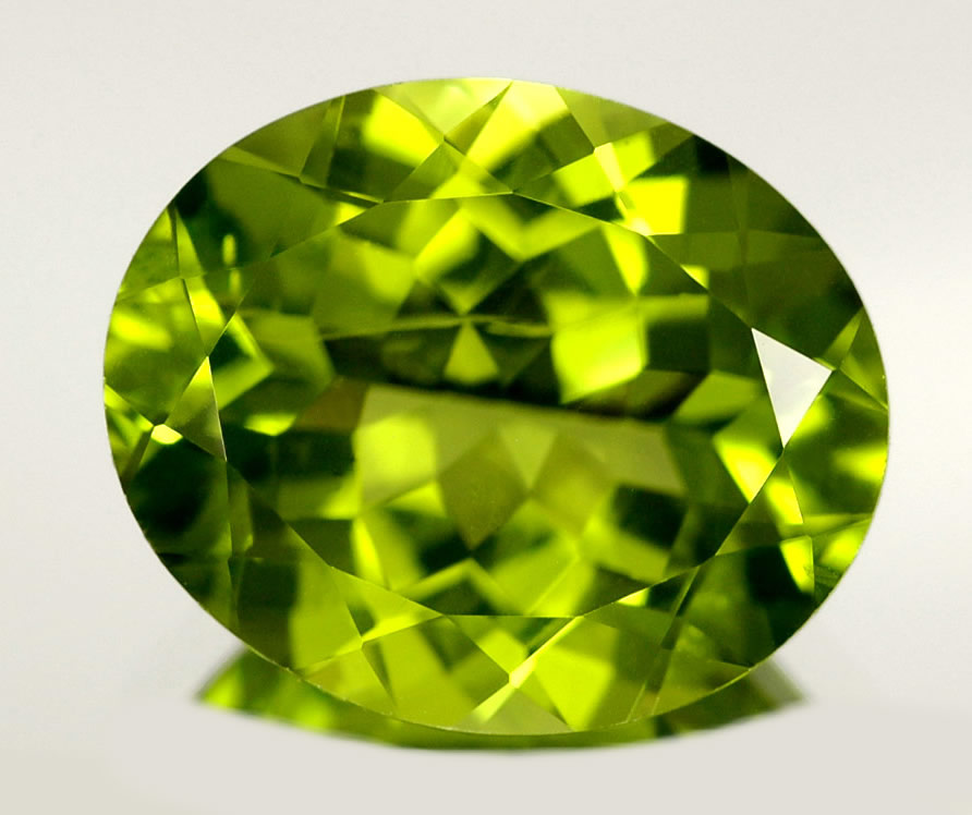 Peridot Gemstones<