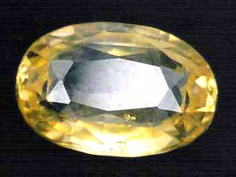 Yellow Topaz Gemstones<